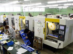 プラスチック/樹脂 マシニング加工